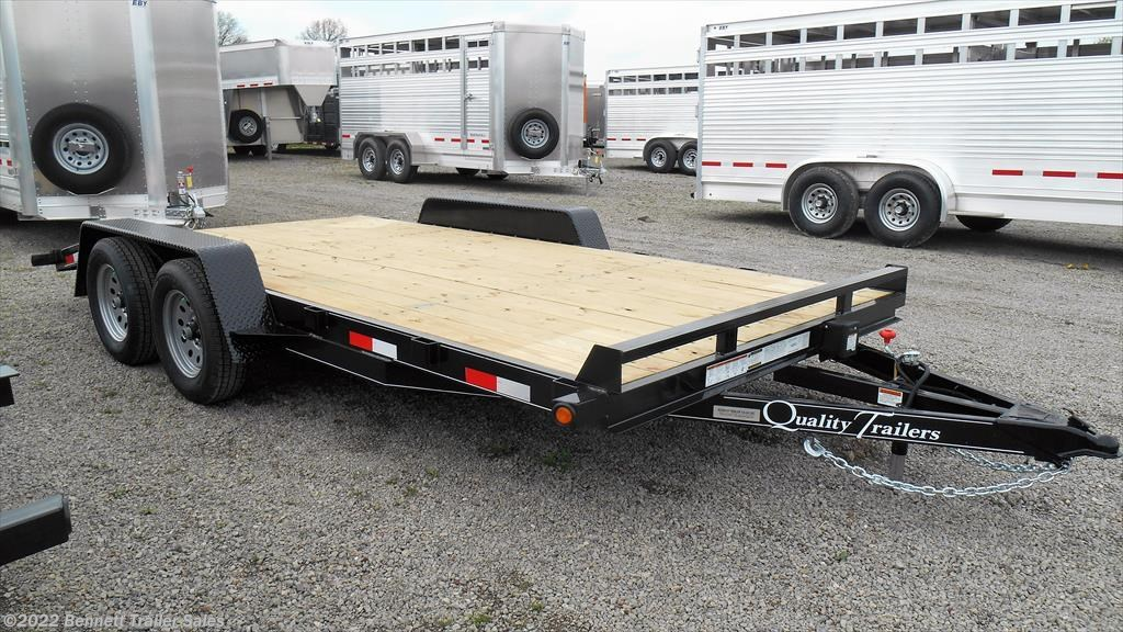 00155 - 2018 Quality Trailers AW Series 16 for sale in Salem OH