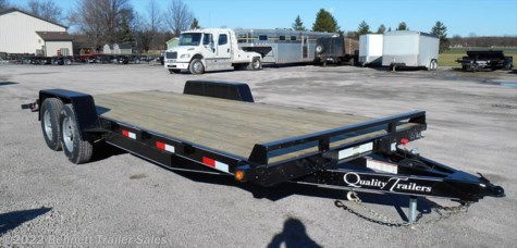New 2017 Quality Trailers AW Series 20 For Sale by Bennett Trailer Sales available in Salem, Ohio