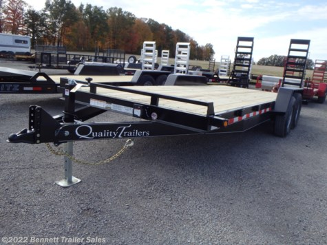 New 2021 Quality Trailers DH Series 20 For Sale by Bennett Trailer Sales available in Salem, Ohio