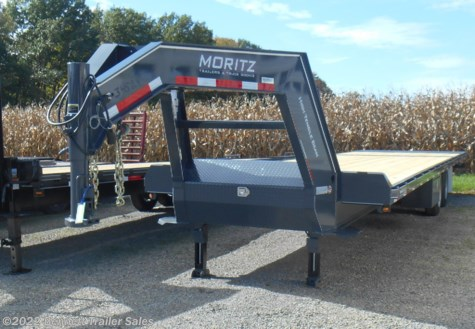 New 2019 Moritz FGSH+10-22 (8 Ton) For Sale by Bennett Trailer Sales available in Salem, Ohio