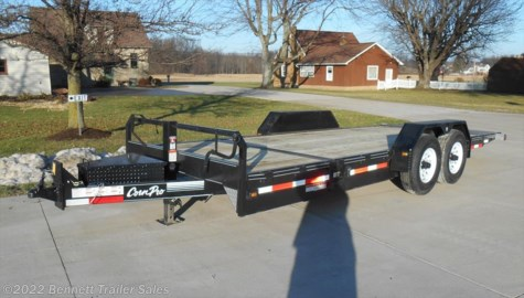 New 2018 CornPro UT-21HT 7K For Sale by Bennett Trailer Sales available in Salem, Ohio