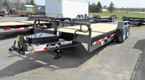 New 2019 CornPro UT-21HT 7K For Sale by Bennett Trailer Sales available in Salem, Ohio
