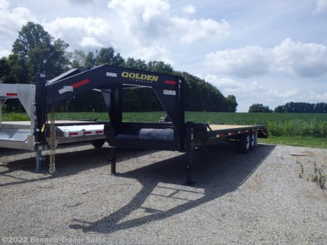 New 2019 Golden Trailers 20 + 5  (7 Ton) For Sale by Bennett Trailer Sales available in Salem, Ohio
