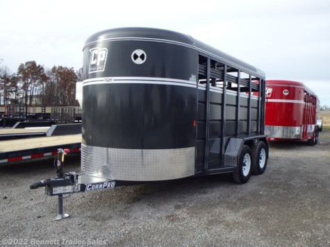 New 2020 CornPro SB-146S For Sale by Bennett Trailer Sales available in Salem, Ohio
