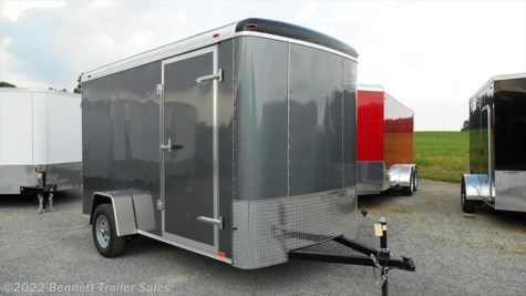 New 2018 Atlas AU612SA For Sale by Bennett Trailer Sales available in Salem, Ohio