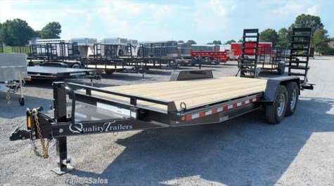 New 2018 Quality Trailers DH Series 20 Pro For Sale by Bennett Trailer Sales available in Salem, Ohio
