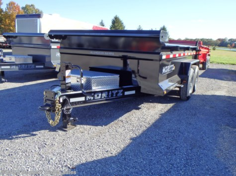 New 2021 Moritz DLBH610-12 For Sale by Bennett Trailer Sales available in Salem, Ohio