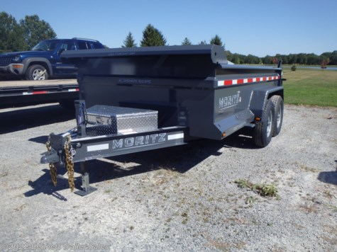 New 2020 Moritz DLBH610-12 For Sale by Bennett Trailer Sales available in Salem, Ohio