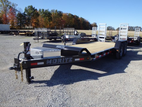 New 2021 Moritz ELBH-18 AR For Sale by Bennett Trailer Sales available in Salem, Ohio