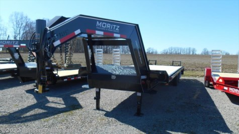 New 2018 Moritz FGSH+5-22 (7 Ton) For Sale by Bennett Trailer Sales available in Salem, Ohio