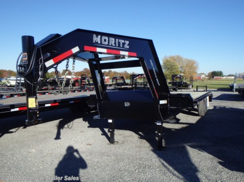 New 2020 Moritz FGSH+5-20 (7 Ton) For Sale by Bennett Trailer Sales available in Salem, Ohio