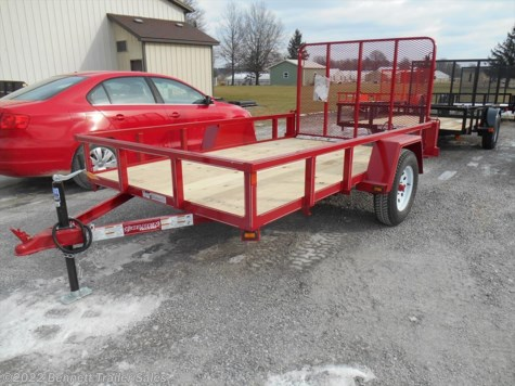 New 2017 Golden Trailers UT-107 For Sale by Bennett Trailer Sales available in Salem, Ohio