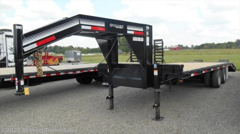 2018 Golden Trailers  20 + 5 (10 Ton)