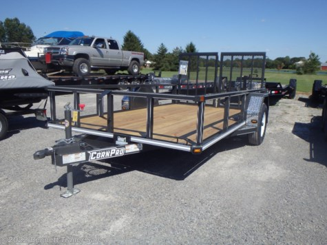 New 2019 CornPro UT-12LS 5K For Sale by Bennett Trailer Sales available in Salem, Ohio