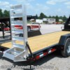 Bennett Trailer Sales 2018 ELGH-20 AR  Equipment Trailer by Moritz | Salem, Ohio