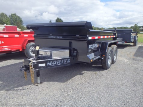 New 2020 Moritz DLBH62-10 For Sale by Bennett Trailer Sales available in Salem, Ohio