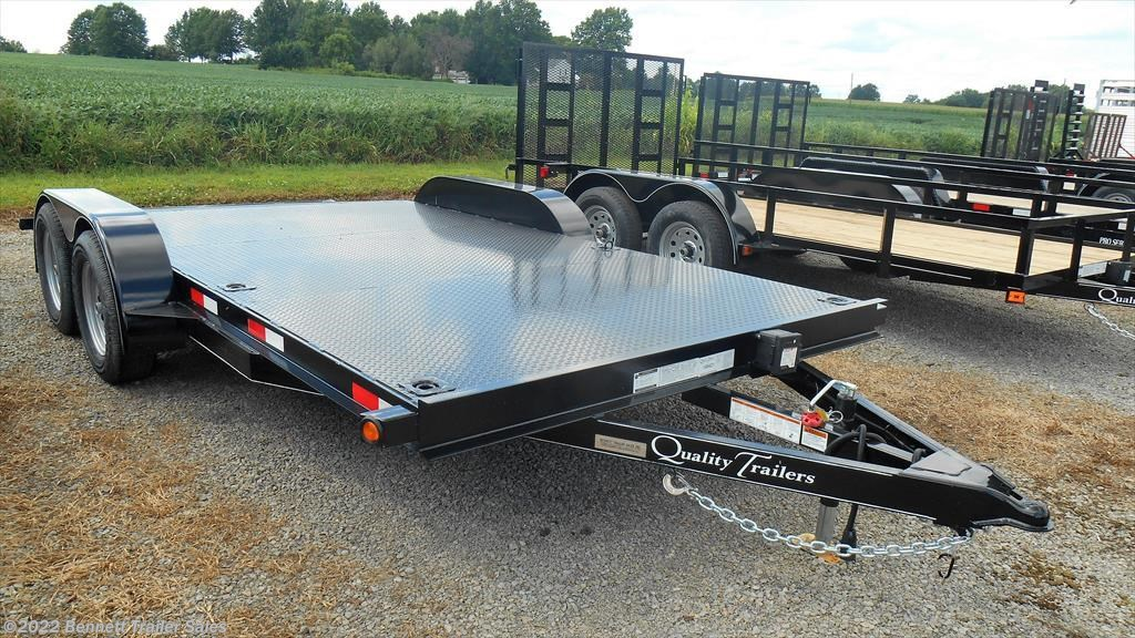 04887 - 2017 Quality Trailers A Series 16 for sale in Salem OH