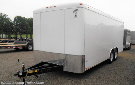 New 2019 Atlas AA8520TA4 For Sale by Bennett Trailer Sales available in Salem, Ohio