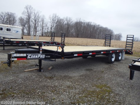 New 2020 CornPro 20 + 4 B (7 Ton) For Sale by Bennett Trailer Sales available in Salem, Ohio