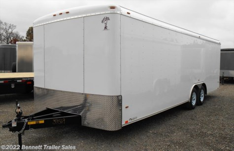 New 2018 Atlas AA8524TA3 For Sale by Bennett Trailer Sales available in Salem, Ohio