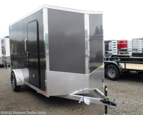 New 2019 Legend Trailers 6x13EVSA30 For Sale by Bennett Trailer Sales available in Salem, Ohio