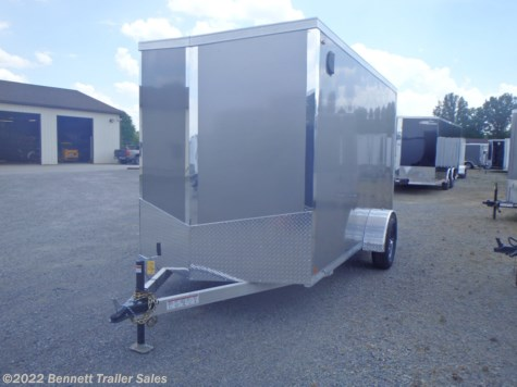 New 2020 Legend Trailers 6x13EVSA30 For Sale by Bennett Trailer Sales available in Salem, Ohio