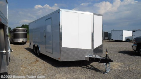New 2018 Legend Trailers 8.5X22EVTA35 For Sale by Bennett Trailer Sales available in Salem, Ohio