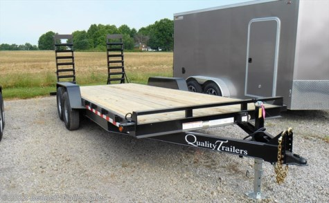 New 2020 Quality Trailers DH Series 20 For Sale by Bennett Trailer Sales available in Salem, Ohio