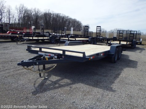 New 2020 Quality Trailers AW Series 18 For Sale by Bennett Trailer Sales available in Salem, Ohio