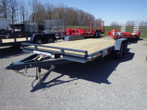 New 2021 Quality Trailers AW Series 18 For Sale by Bennett Trailer Sales available in Salem, Ohio