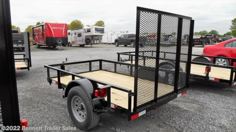 2017 Quality Trailers  B Single 60-8