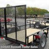 2019 Quality Trailers B Single 60-8  - Utility Trailer New  in Salem OH For Sale by Bennett Trailer Sales call 330-533-4455 today for more info.