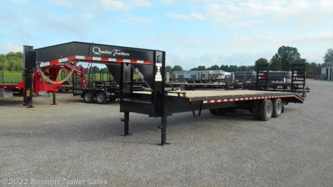 New 2019 Quality Trailers HG - Series 25 + 5 10K For Sale by Bennett Trailer Sales available in Salem, Ohio