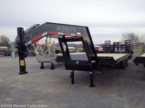 New 2020 Moritz FGSH+5-20 (10 Ton) For Sale by Bennett Trailer Sales available in Salem, Ohio