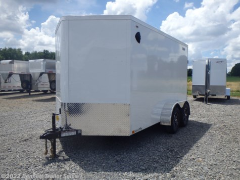 New 2021 Legend Trailers 7X14STVTA35 Cyclone For Sale by Bennett Trailer Sales available in Salem, Ohio