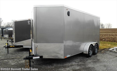 New 2018 Legend Trailers 7X16STVTA35 Cyclone For Sale by Bennett Trailer Sales available in Salem, Ohio