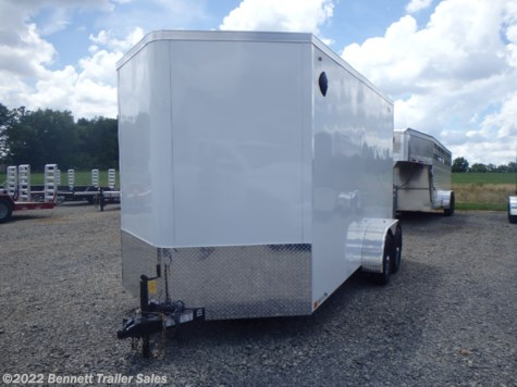 New 2021 Legend Trailers 7X16STVTA35 Cyclone For Sale by Bennett Trailer Sales available in Salem, Ohio