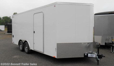 New 2019 Legend Trailers 8.5X20STVTA52 Cyclone For Sale by Bennett Trailer Sales available in Salem, Ohio