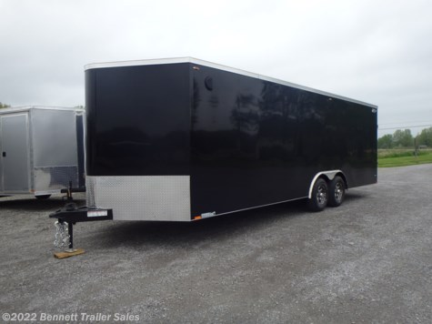 New 2019 Legend Trailers 8.5X26STVTA52 Cyclone For Sale by Bennett Trailer Sales available in Salem, Ohio