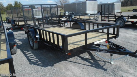 New 2018 Quality Trailers B Single 77-12 Pro For Sale by Bennett Trailer Sales available in Salem, Ohio