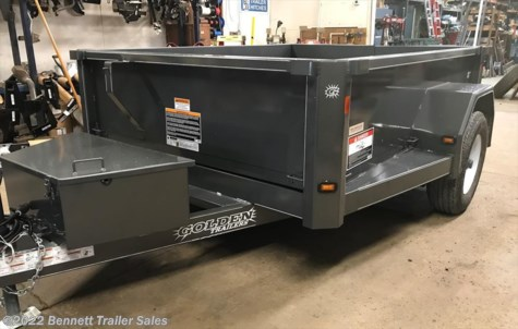 New 2018 Golden Trailers DB-8SP For Sale by Bennett Trailer Sales available in Salem, Ohio