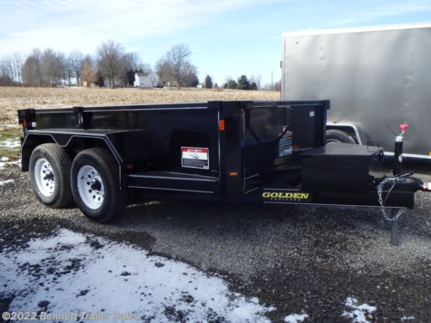 New 2021 Golden Trailers DB-10SP For Sale by Bennett Trailer Sales available in Salem, Ohio