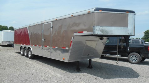 Used 2015 Atlas AAG8536TTA4 For Sale by Bennett Trailer Sales available in Salem, Ohio