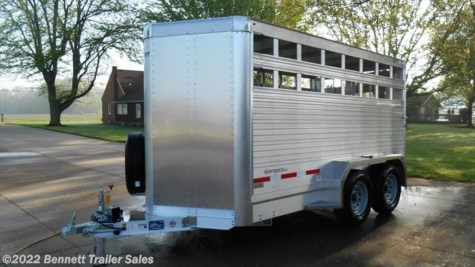 New 2020 EBY 13' BP LS MAV For Sale by Bennett Trailer Sales available in Salem, Ohio