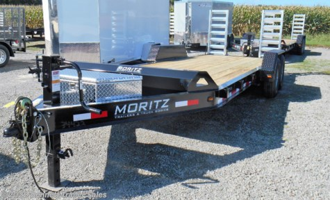 New 2019 Moritz ELBH-18 AR For Sale by Bennett Trailer Sales available in Salem, Ohio