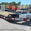 2019 Moritz ELBH-18 AR  - Equipment Trailer New  in Salem OH For Sale by Bennett Trailer Sales call 330-533-4455 today for more info.