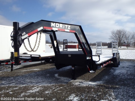 New 2021 Moritz ELGH-22 AR For Sale by Bennett Trailer Sales available in Salem, Ohio