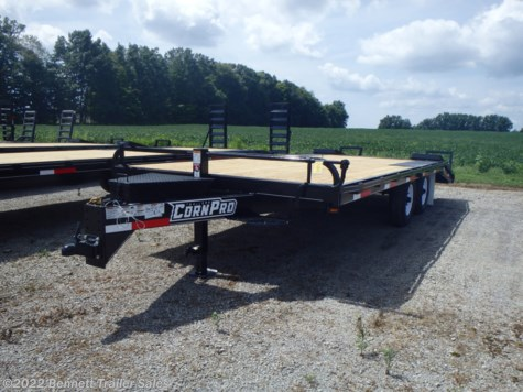 New 2019 CornPro 16 + 4 B (6 Ton) For Sale by Bennett Trailer Sales available in Salem, Ohio