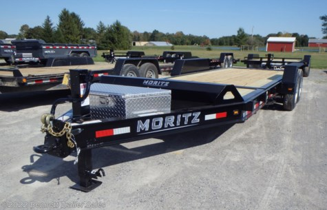 New 2021 Moritz ELBH-20 GT For Sale by Bennett Trailer Sales available in Salem, Ohio
