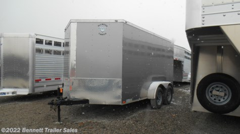 Used 2018 Diamond 7 wide TA - 12' For Sale by Bennett Trailer Sales available in Salem, Ohio